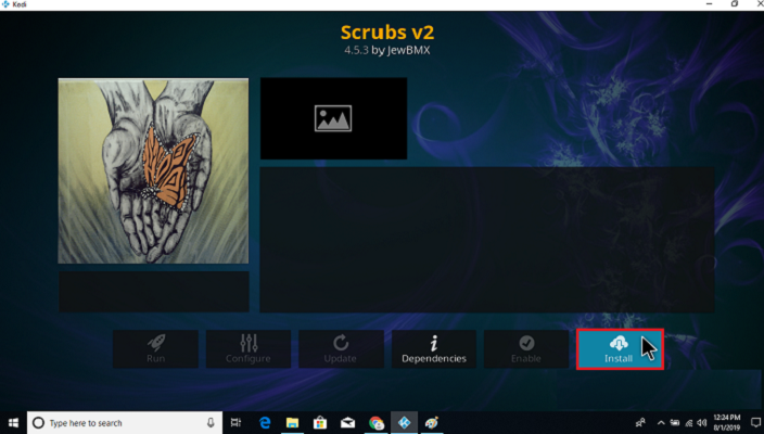 Scrubs V2 Kodi Add-on